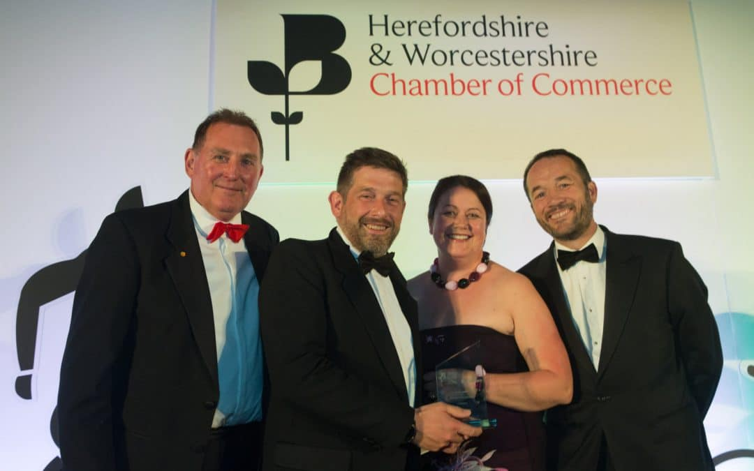 The Hereford & Worcester Chamber Business Awards 2016