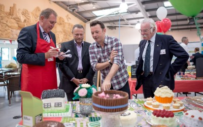 Hereford & Worcester Chamber of Commerce Expo September 2014 Photos