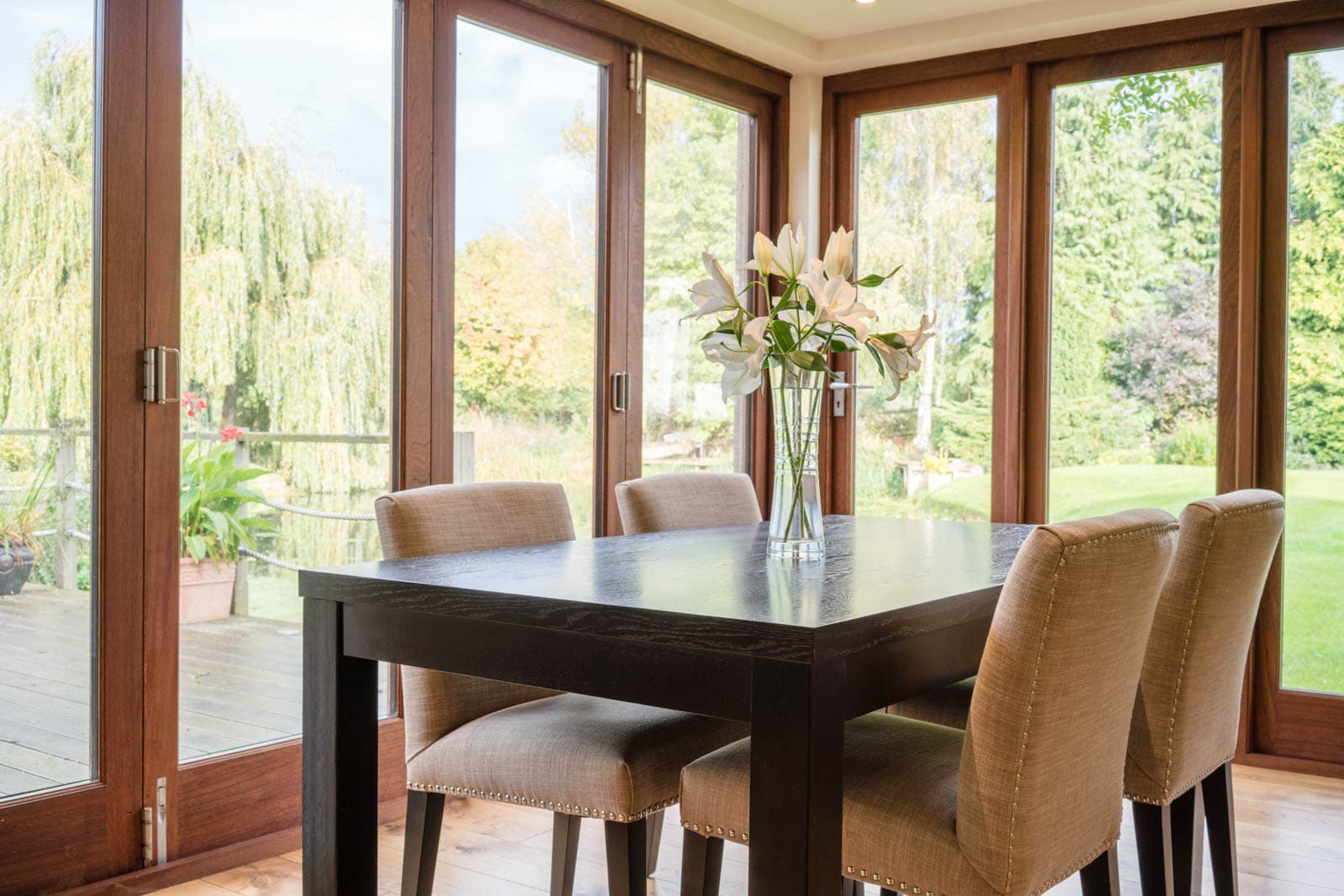 dining table furniture photography