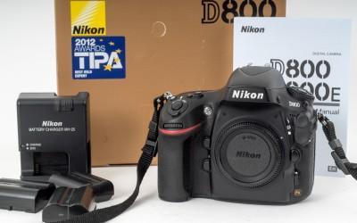 Hamish's Nikon Kit for sale (and some fuji kit)