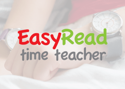 Easy Read Time Teacher