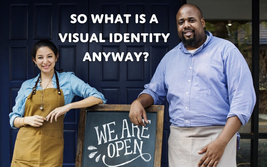 So What is a Visual Identity Anyway?