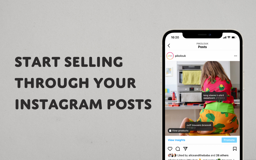 Setting Up Instagram Shopping For Your Posts
