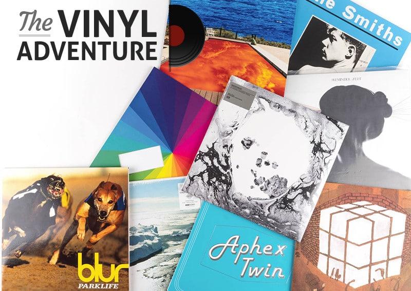 The Vinyl Adventure