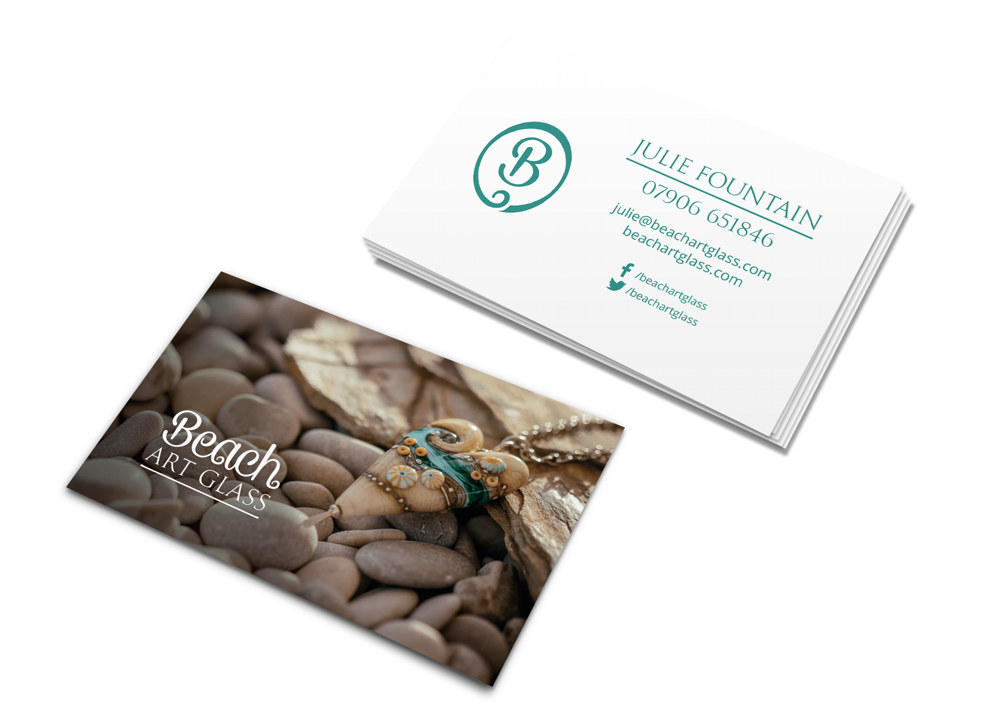 F8 - Business Card Design & Print Services - Worcester