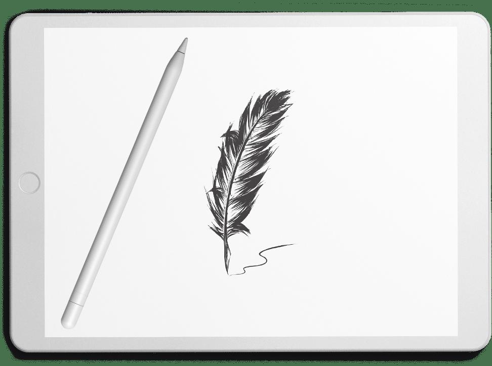 considered-calligraphy-ipad