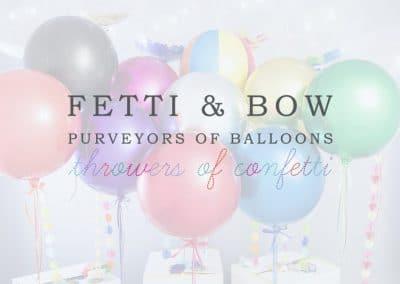 Fetti & Bow