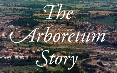 Digitisation of an entire book for display on a website – The Arboretum Story